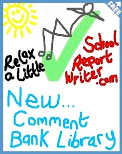 Write your School reports in minutes, not hours